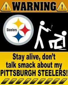 Steelers rock