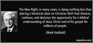 More Mark Hatfield Quotes