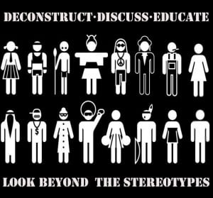 How do we overcome stereotypes?