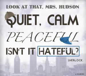 sherlock quote bbc by loweak d5gu4o9 Sherlock Quotes Bbc