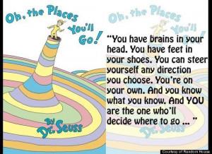 Dr Seuss,