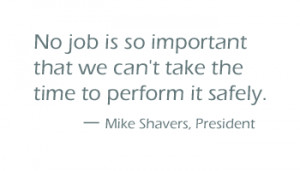 Safety Quote