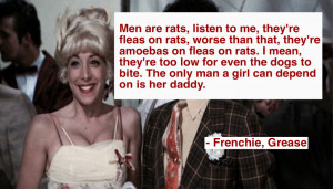 Quotes from Grease