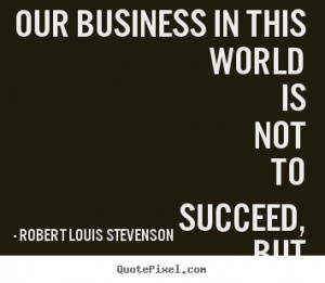 Quotes About Success in Business