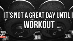 Rest Day Worst Day Of The Week - FB Covers - Awesome Body