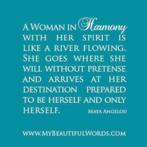 Maya Angelou Quotes About Strong Women | Sunday, May 26, 2013