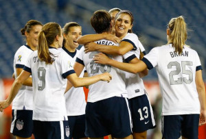 Related Pictures my edit uswnt alex morgan abby wambach