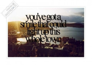 You belong with me quote