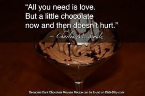 Charles Schultz Quote Marked