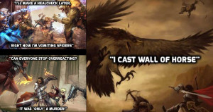 Dungeons and Dragons Quotes