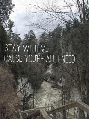 Stay with me- Sam Smith