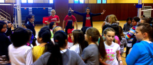Inspirational Sports Quotes For Girls Volleyball Girl scouts sporting ...