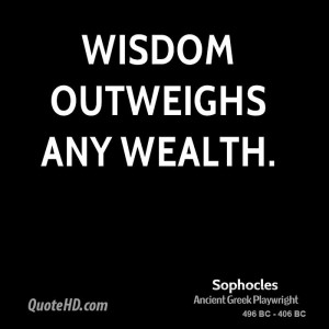 Greek Wisdom Quotes