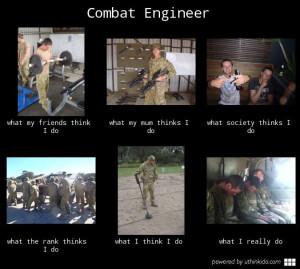 combat engineer memes