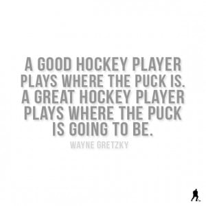 Puck Quotes
