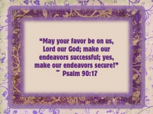 God Favor Quotes Sayings