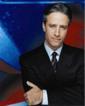 Daily Show host Jon Stewart - Photo courtesy of Comedy Central