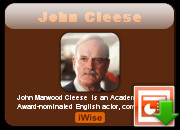 John Cleese Laughter quotes