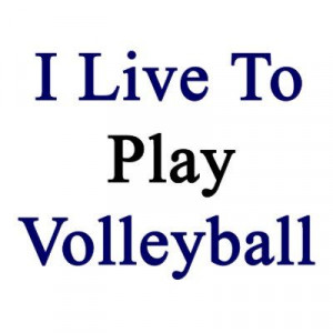 volleyball quotes | Inspirational Volleyball Poster