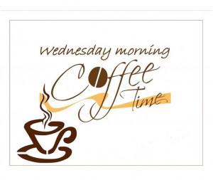 Happy Wednesday Coffee Wednesday coffee. via angela mills