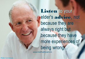 Listen-to-Your-Elders | HealthyThoughts.in - Inspirational ...