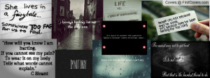Pain Quotes Facebook Cover - Cover #
