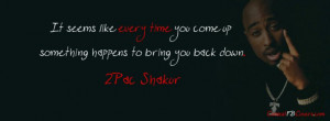 2pac Quote Facebook Covers
