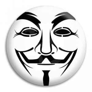 For Vendetta Mask Costume...