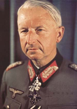 of Field Marshal during World War 2 where in his successful leadership ...