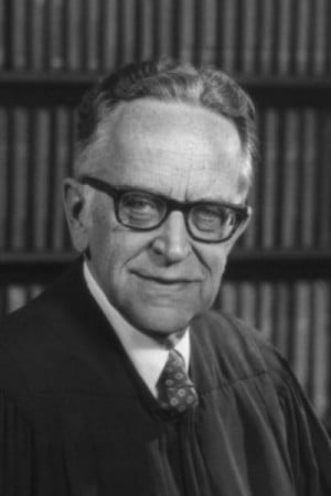 Supreme Court Justice Harry Blackmun, who wrote the decision in Roe v ...