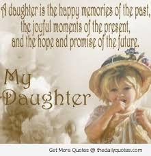 Daughter Is The Happy Memories of The Past, The Joyful Moment Of The ...