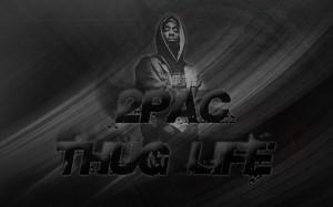 Tupac Thug Life 2pac - thug life by