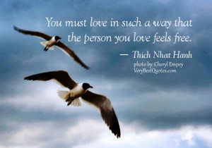 true love quotes, You must love in such a way that the person you love ...