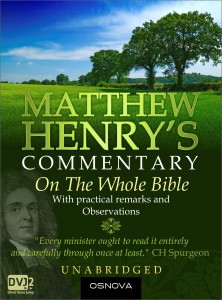 Outstanding Quotes by Matthew Henry