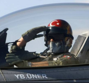 Turkey Air Force Pilot What...