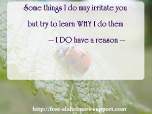 Quotes About Dementia Patient