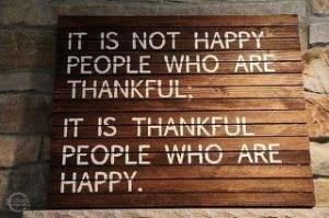 Thankful year round