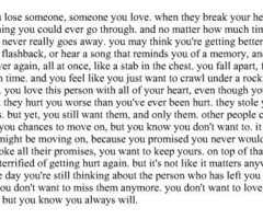 ill never get over you quotes source http weheartit com tag i ll never ...