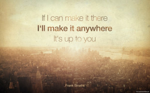 cityscapes text quotes typography frank sinatra new york city lyrics ...