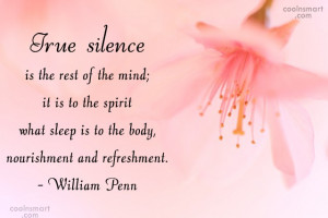 Silence Quotes and Sayings - Page 6