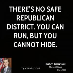 Rahm Emanuel Quotes