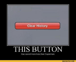 THIS BUTTONHas saved more lives than Superman.,funny pictures,auto