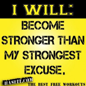 weight loss quotes about exercise