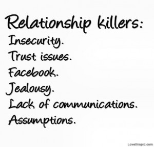 Relationship Killers Credited