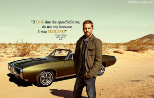Paul Walker Quotes About Speed Images, Pictures, Photos, HD Wallpapers
