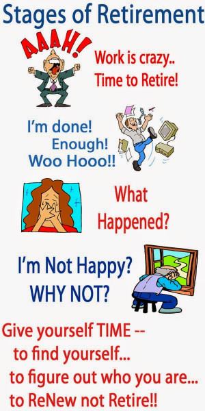 ... What happened, I'm not happy? why not? - Happy Retirement Funny Quotes