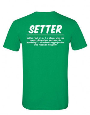 Volleyball Sayings For Setters Volleyball setter hand signals