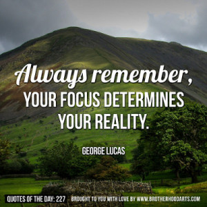 collection of inspirational quotes on the subject of Focus. Focus ...