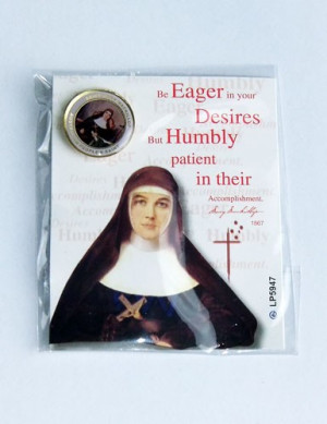 Home » Religious » Mary Mackillop - Lapel pin