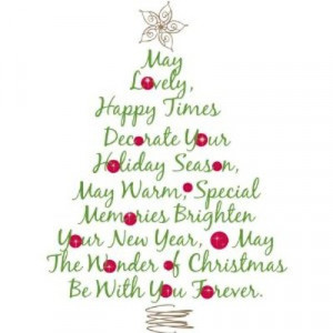 decorate your holiday season christmas quote